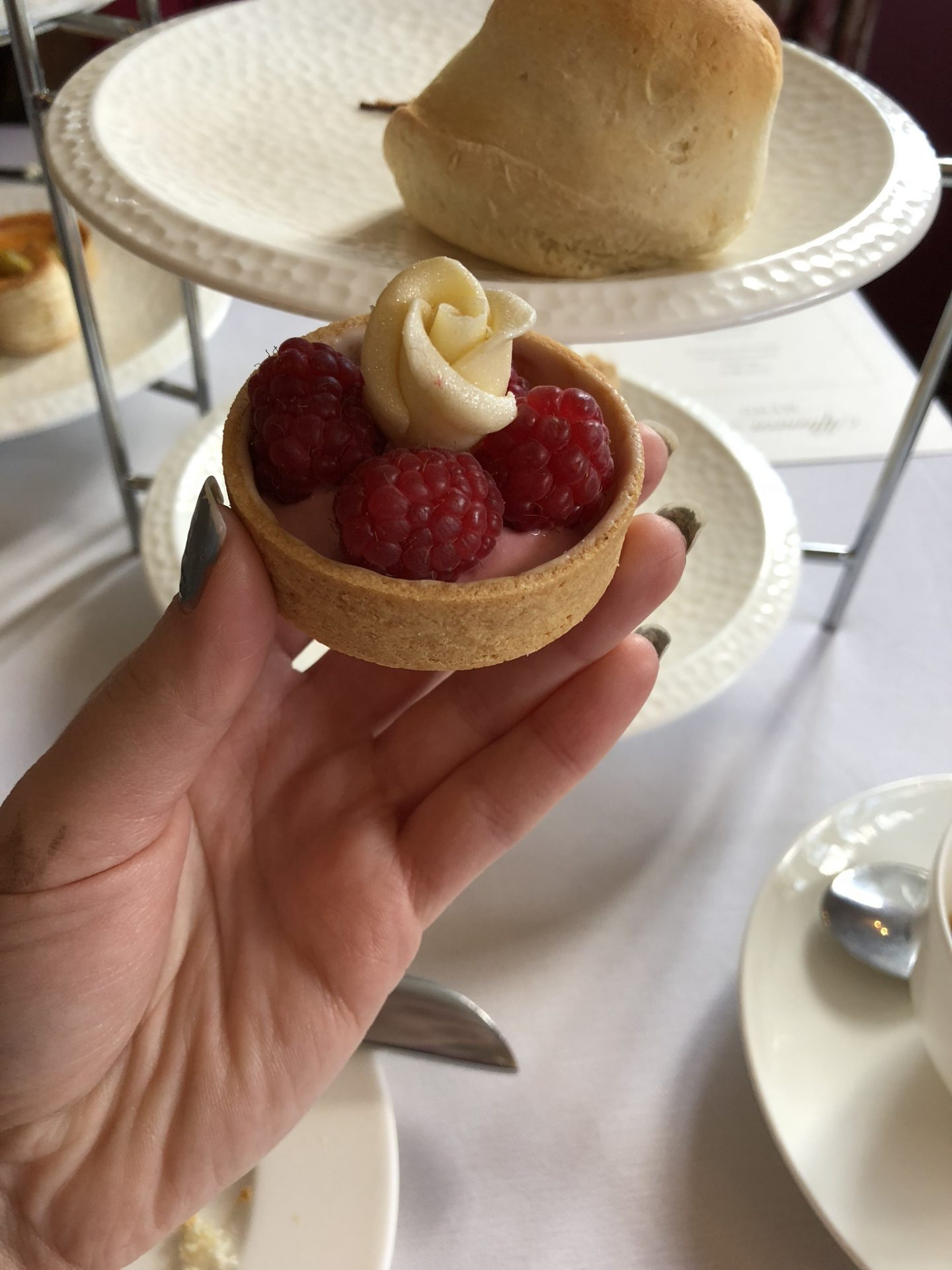 afternoon tea Boringdon Hall