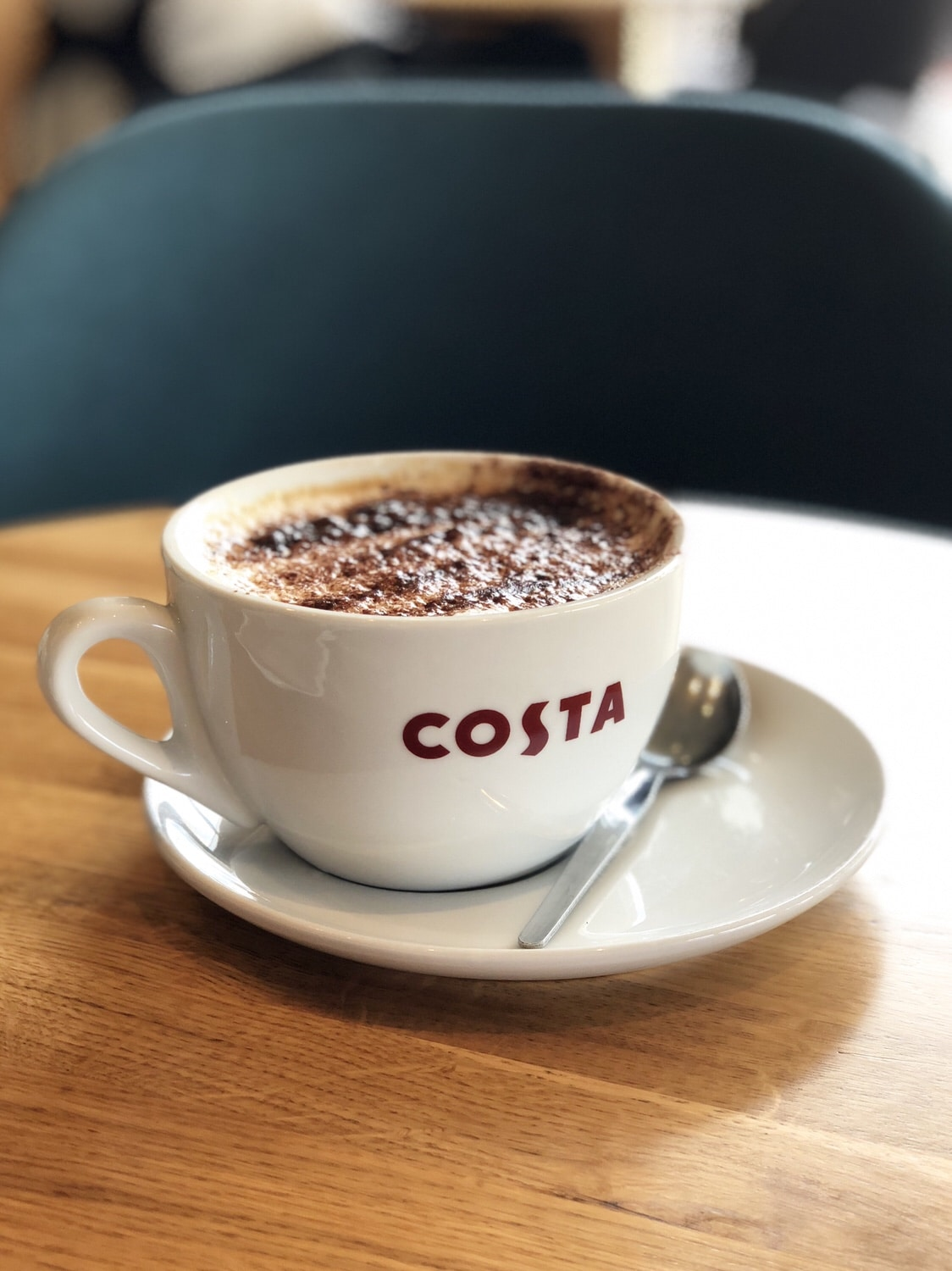 Costa Coffee Cappuccino