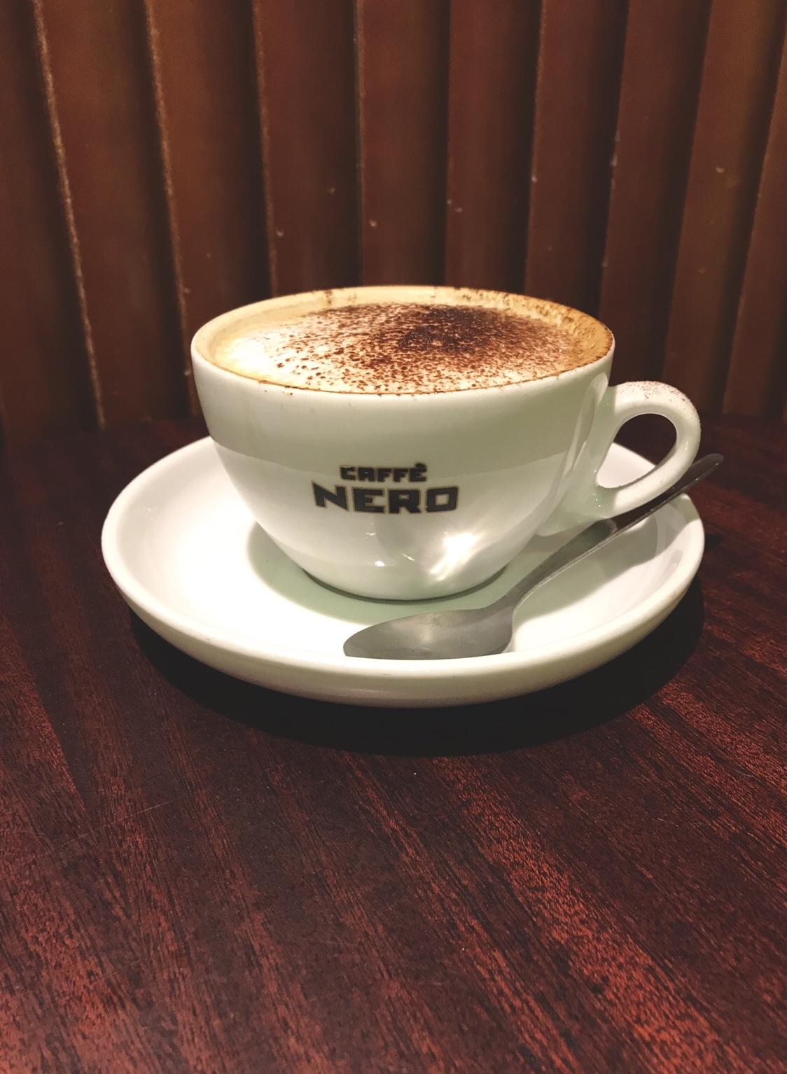 Caffe Nero Cappuccino