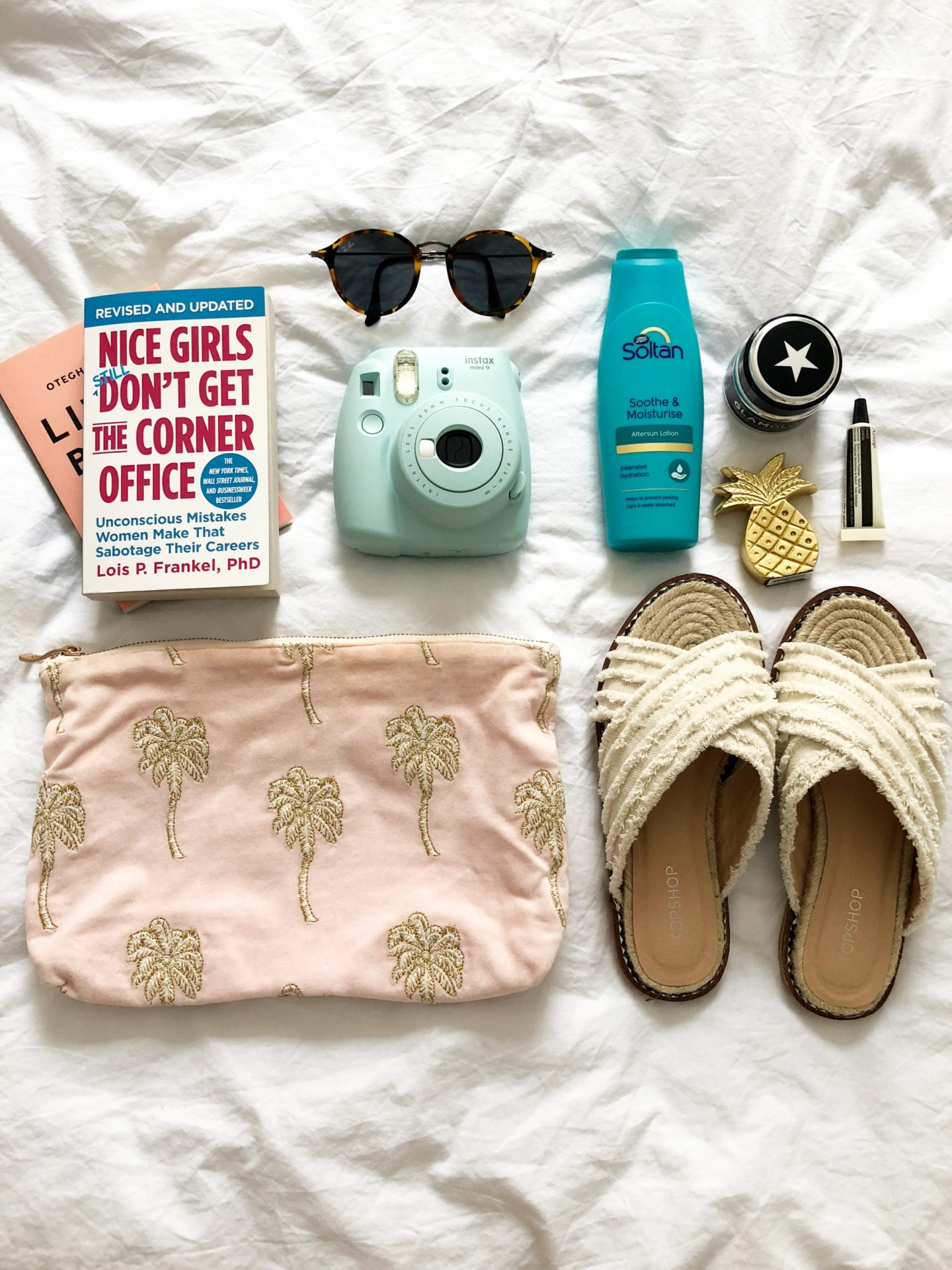 summer holiday essentials