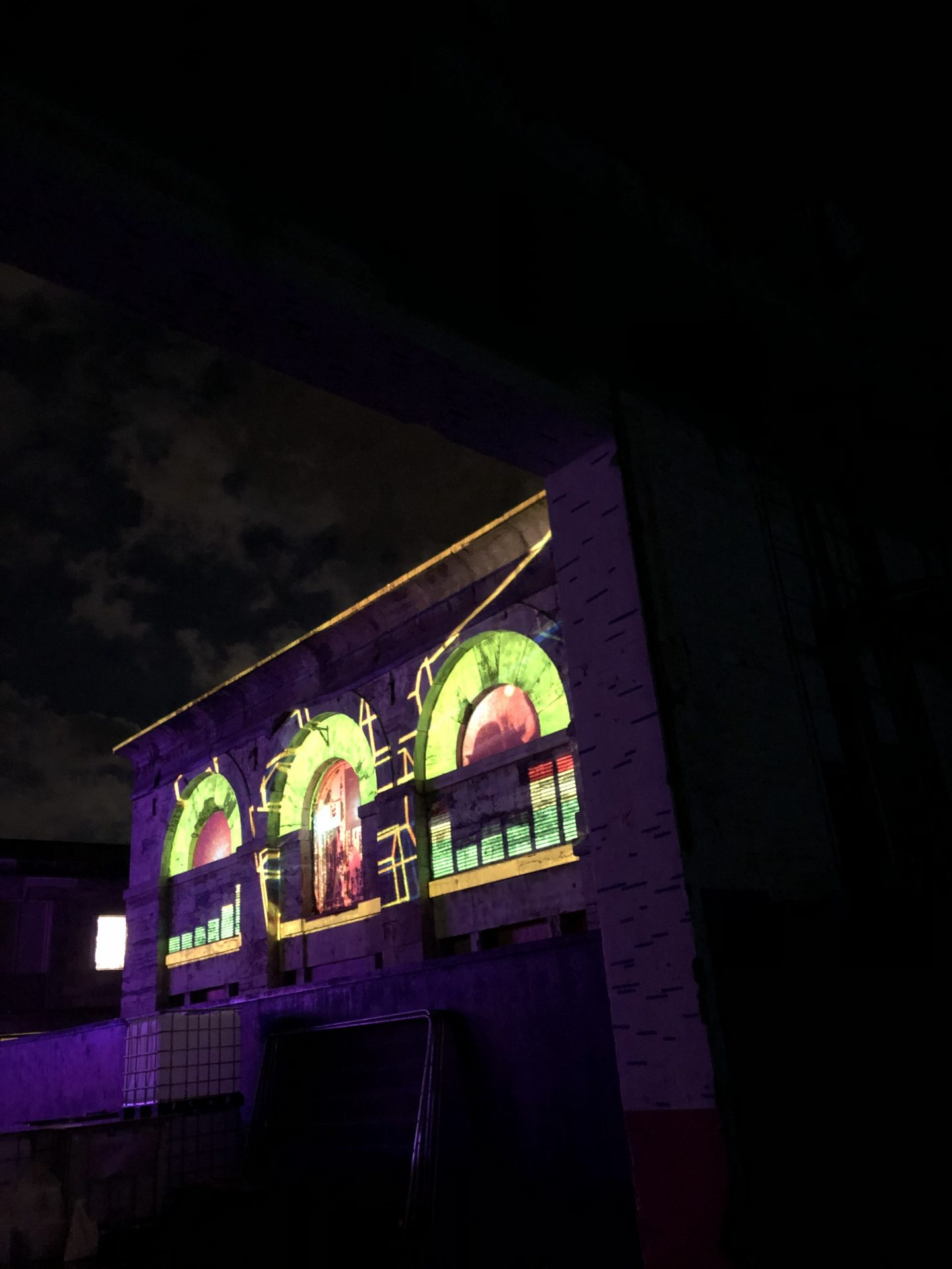 illuminate light festival Plymouth