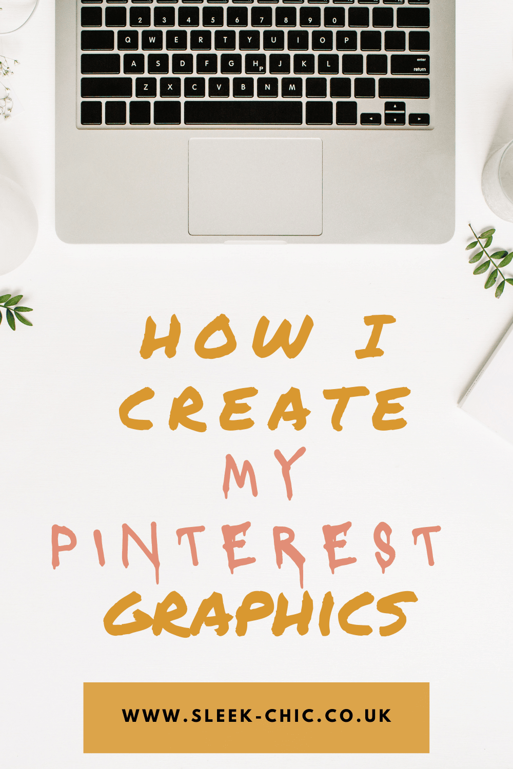 how to create Pinterest graphics