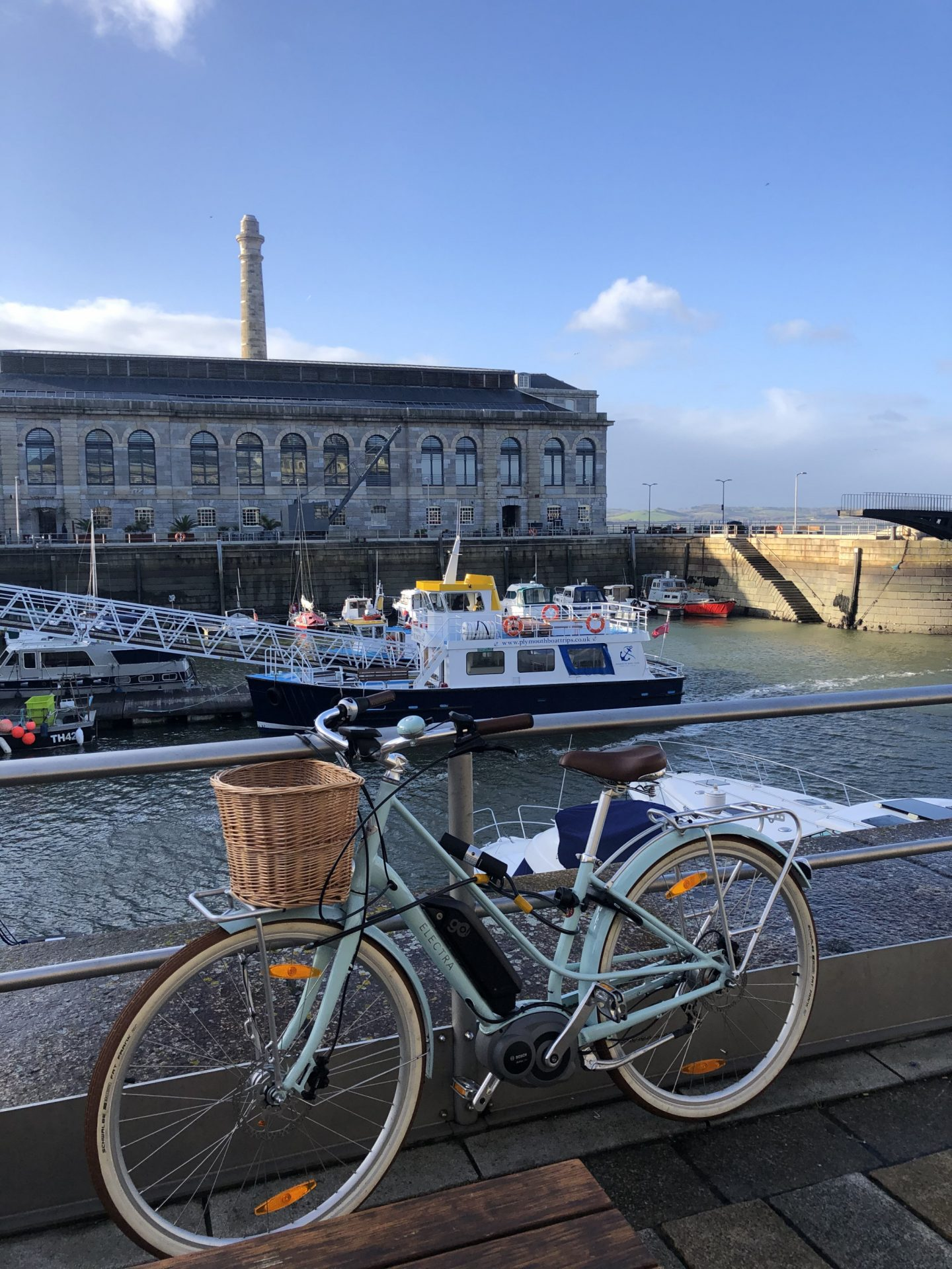 places to eat in royal William yard Plymouth