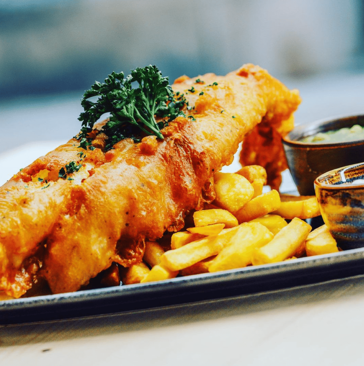 places to eat in the royal William yard hook and line plymouth